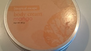artisanat angkor body cream mango