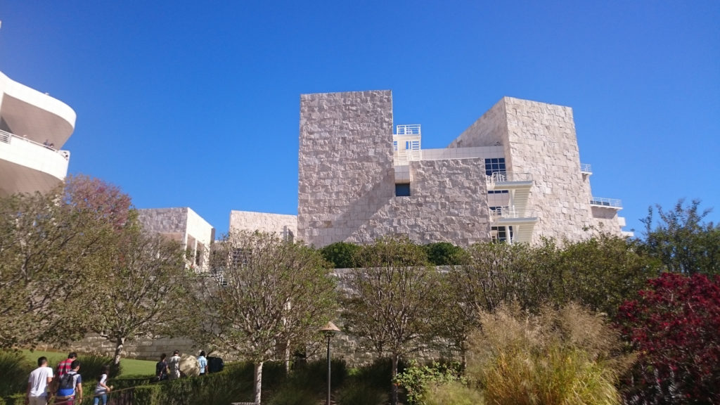 Getty Center外観